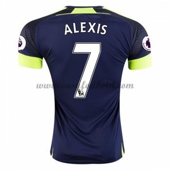 Fodboldtrøjer Premier League Arsenal 2016-17 Alexis 17 3. Trøje