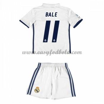 Real Madrid Børn Fodboldtrøjer 2016-17 Bale 11 Hjemmetrøje