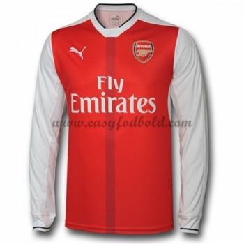 Fodboldtrøjer Premier League Arsenal 2016-17 Hjemmetrøje Langærmede