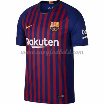Fodboldtrøjer La Liga Barcelona 2018-19 Hjemmetrøje