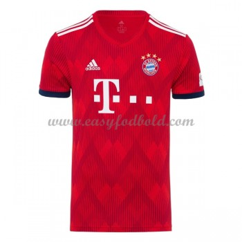Fodboldtrøjer Bundesliga Bayern München 2018-19 Hjemmetrøje