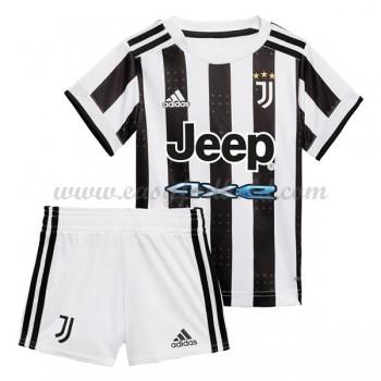 Juventus Børn Fodboldtrøjer 2017-18 Hjemmetrøje