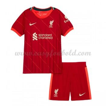 Liverpool Børn Fodboldtrøjer 2017-18 Hjemmetrøje