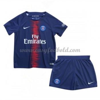 Paris Saint Germain PSG Børn Fodboldtrøjer 2018-19 Hjemmetrøje